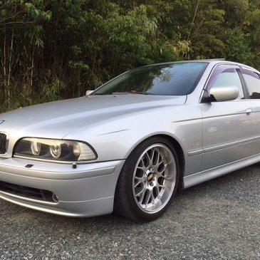 BMW E39 タペットカバーガスケット交換