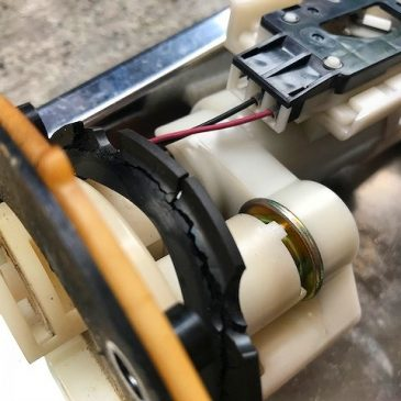 マジェスティ125 燃料ポンプパッキン交換