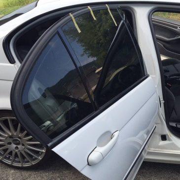 BMW E46 ウィンドウレギュレーター修理